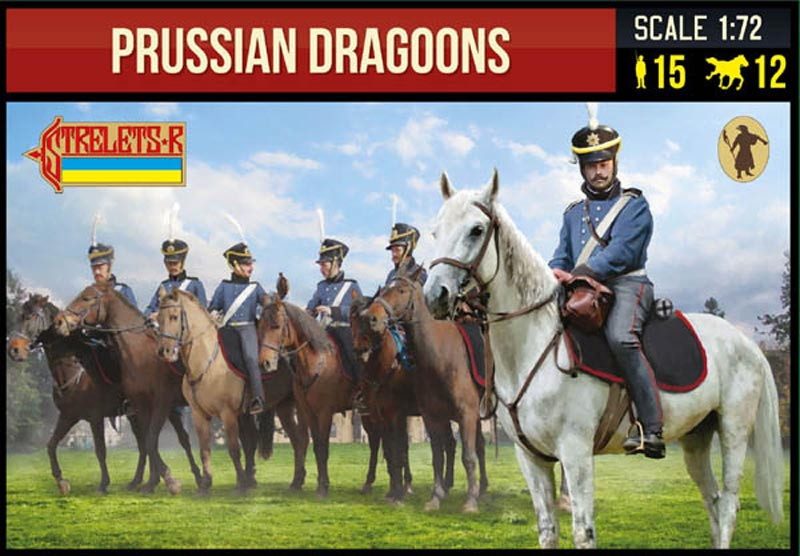 Napoleonic Prussian Dragoons