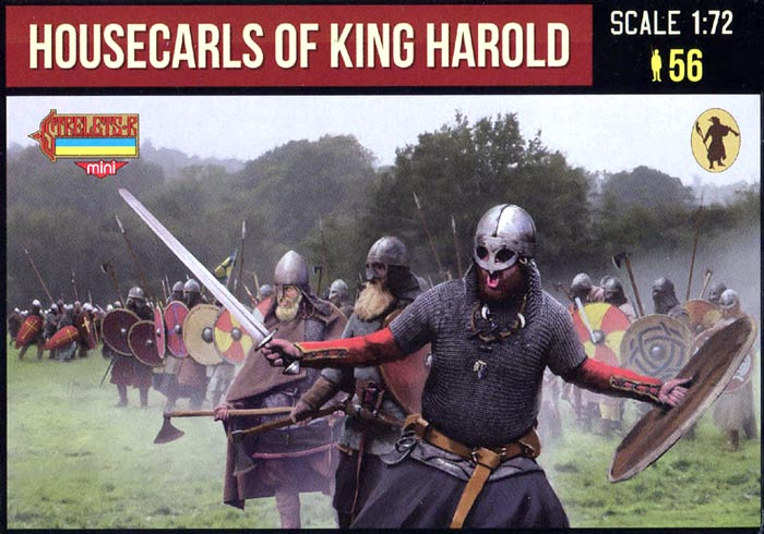 Housecarls of King Harold