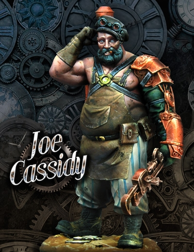 Steam Wars: Joe Cassidy
