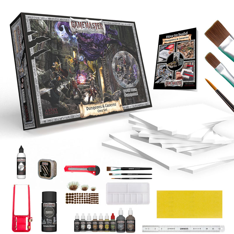 Gamemaster - Dungeons and Dragons Caverns Core Set