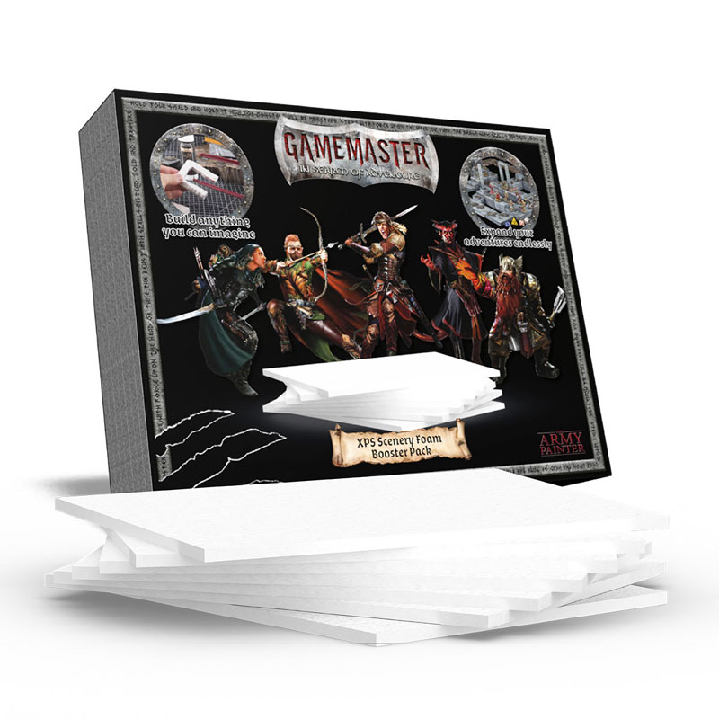 Gamemaster - XPS Scenery Foam Booster Pack