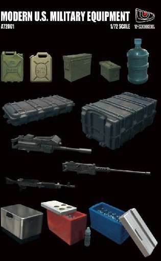 US Modern Military Equipment