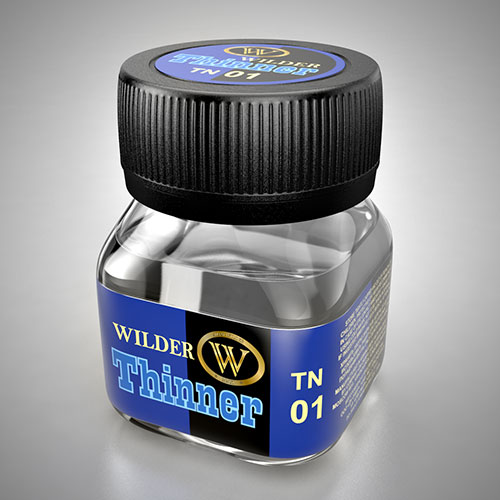 Wilder Thinner 50ml Bottle