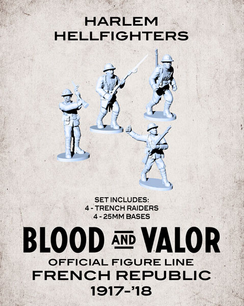 Blood and Valor - Harlem Hellfighters