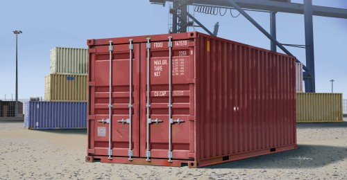 20ft. Shipping/Storage Container