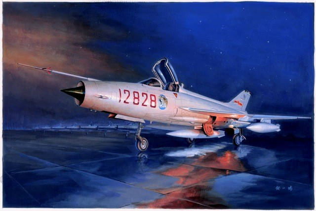 J7G Chinese Fighter