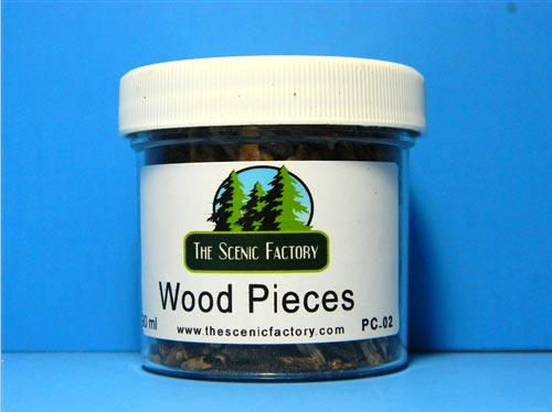 Wood Pieces - ONLY 1 AVAILABLE AT THIS PRICE