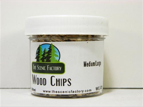 Wood Chips - Medium/Large - ONLY 1 AVAILABLE AT THIS PRICE
