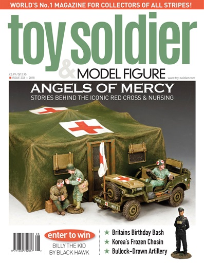 Toy Soldier & Model Figure Magazine Issue 233