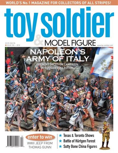 Toy Soldier & Model Figure Magazine Issue 235