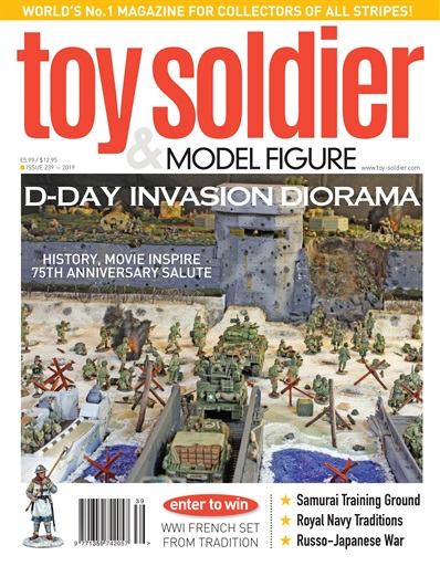 Toy Soldier & Model Figure Magazine Issue 239