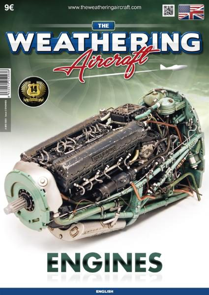 Weathering Aircraft no.3 - Engines