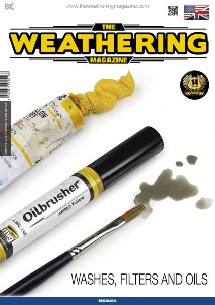 The Weathering Magazine Issue 17 - Washes, Filters And Oils