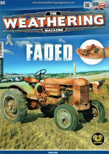 The Weathering Magazine Issue 21 - Faded