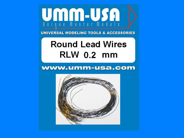 Round Lead Wires 0.2mm