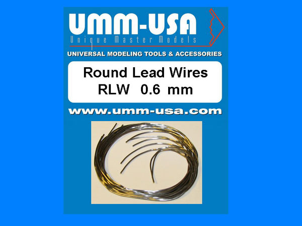 Round Lead Wires 0.6mm