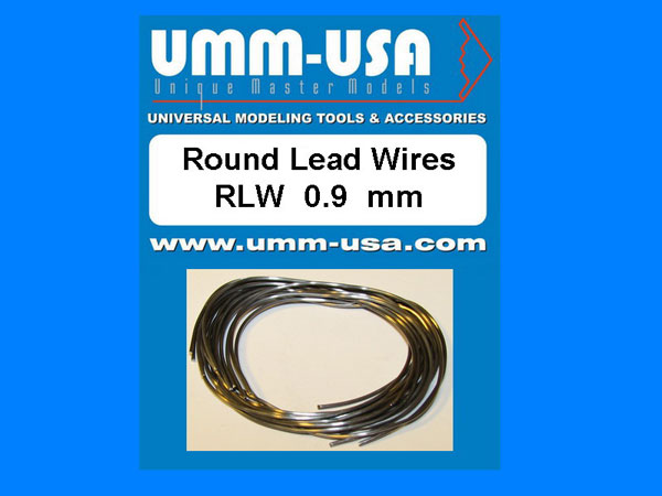 Round Lead Wires 0.9mm