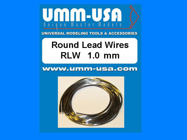 Round Lead Wires 1.0mm