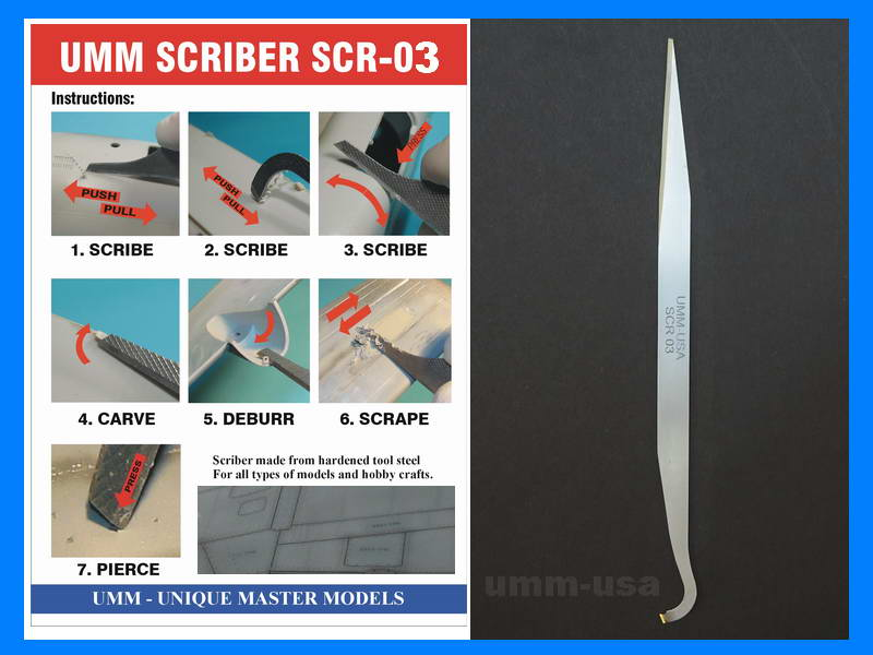 Third Generation Scriber - Universal