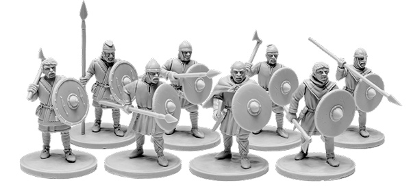 The Anglo-Saxons - Set 4 Ceorls