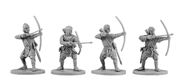 The Anglo-Saxons - Archers
