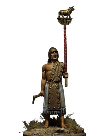 Sumerian Warrior