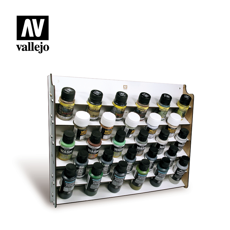 Wall Mounted Module Paint Display (35ml/60ml)