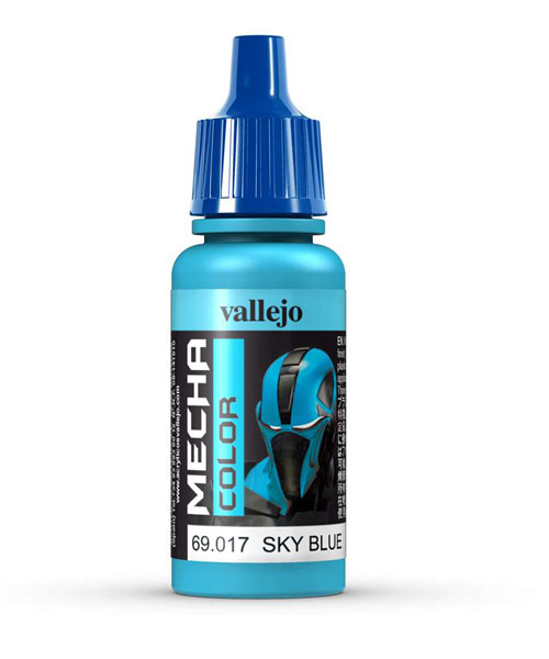 Mecha Color Sky Blue 17ml Bottle