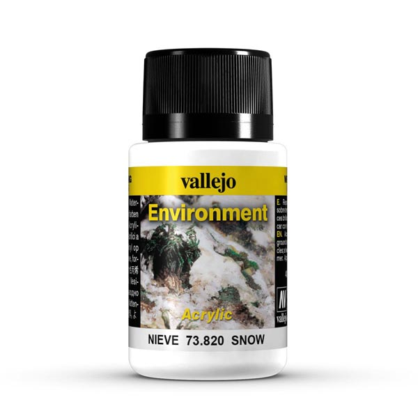 Snow Weathering Effect 40ml Bottle