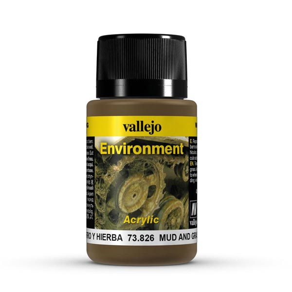 Mud & Grass Weathering Effect 40ml Bottle