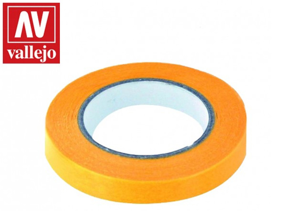 Precision Masking Tape 10mmx18m Twin Pack