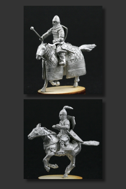 Medieval Russian Cavalry