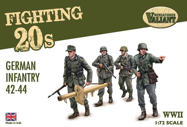 Germany Infantry 1942-44