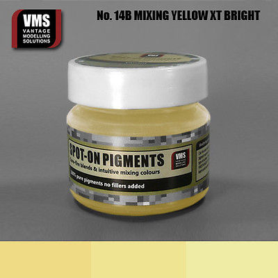 Spot-On Pigment- Mixing Yellow XT Bright Pure Pigment