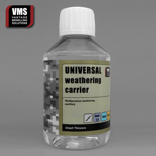 Universal Weathering Carrier Light 200ml
