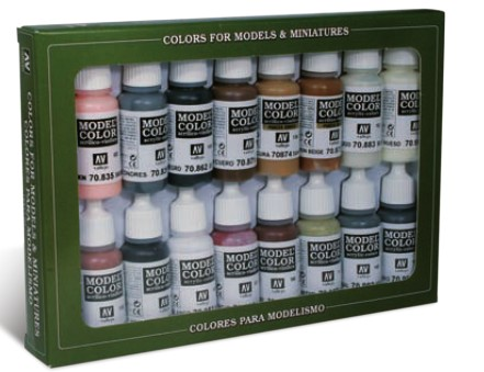 Model Color Imperial Rome Paint Set