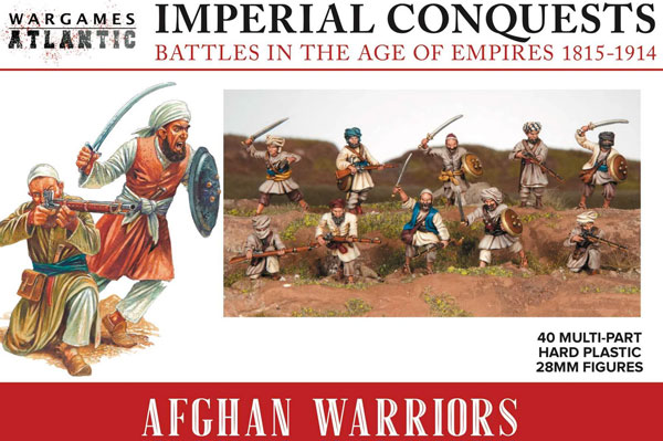 Imperial Conquests Afghan Warriors