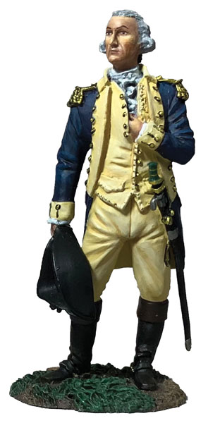 George Washington 1780-1783