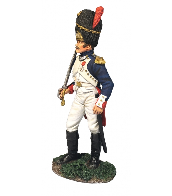French Old Guard Company Officer