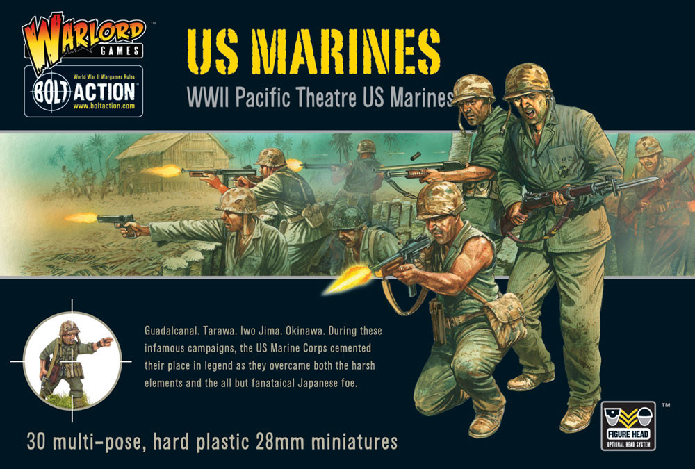 Michigan Toy Soldier Company : Warlord Games - WWII U.S ...