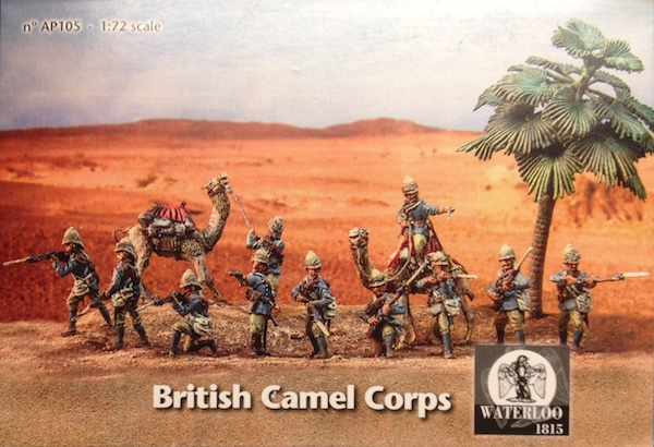 British Colonial Camel Corps