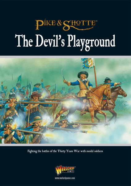 The Devils Playground - TYW P&S Supplement