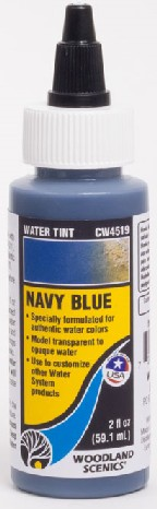 Water Tint - Navy Blue (2 fl.oz.)