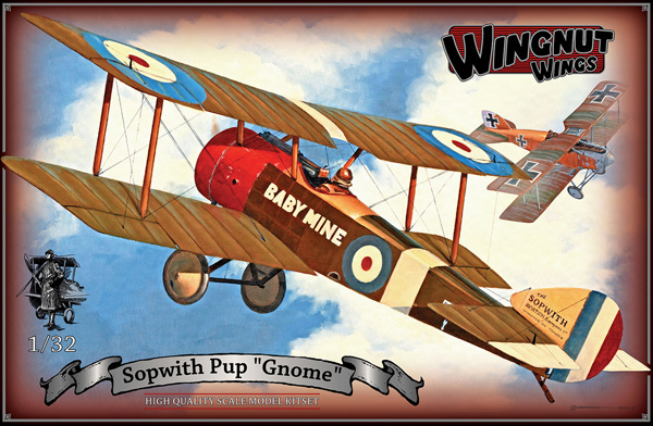 Sopwith Pup Gnome