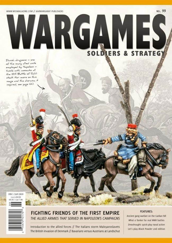 Wargames, Soldiers & Strategy Issue 99