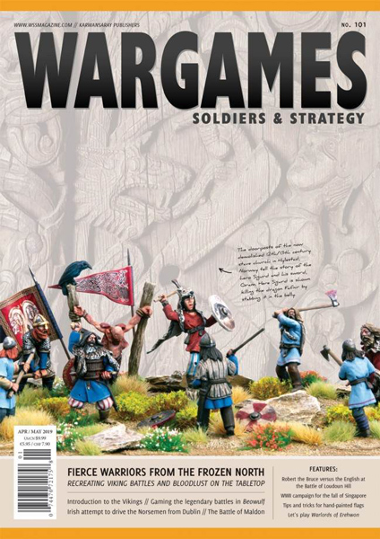 Wargames, Soldiers & Strategy Issue 101