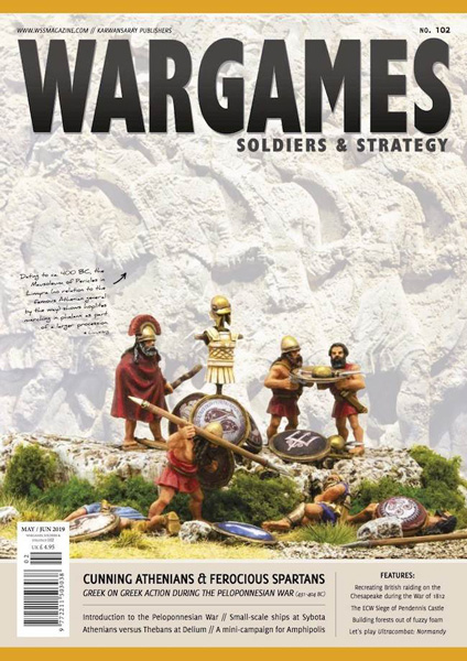 Wargames, Soldiers & Strategy Issue 102