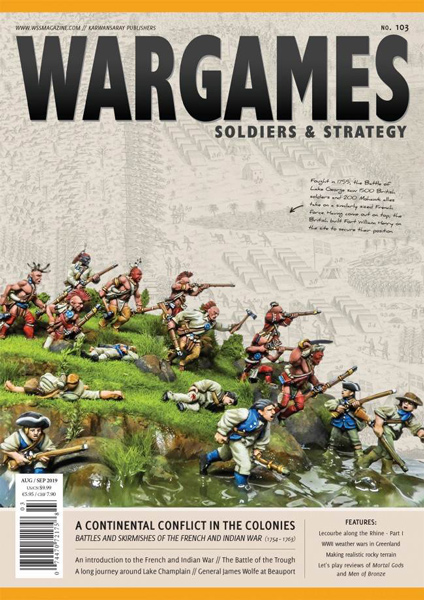 Wargames, Soldiers & Strategy Issue 103