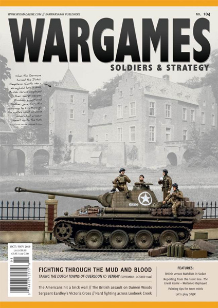 Wargames, Soldiers & Strategy Issue 104