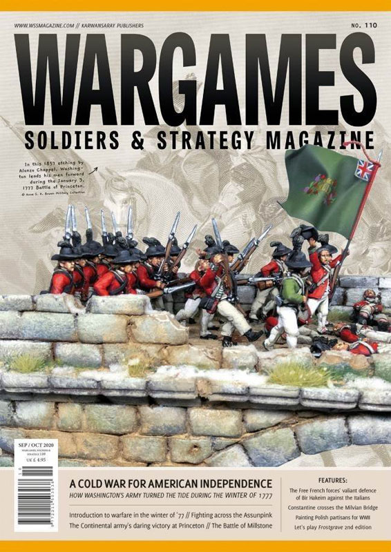 Wargames, Soldiers & Strategy Issue 110